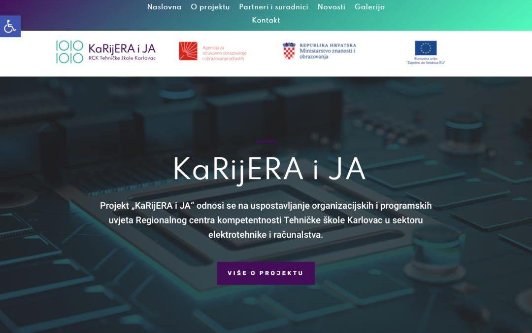 Projekt KaRijERA i JA