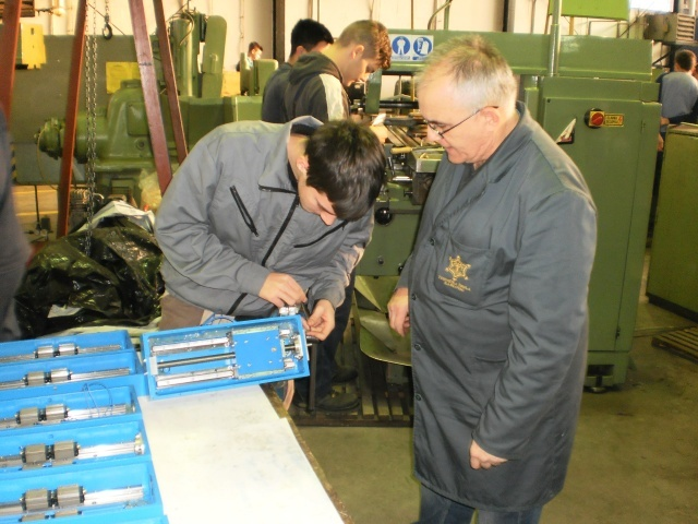 Izrada elektro – motornog suporta H-200