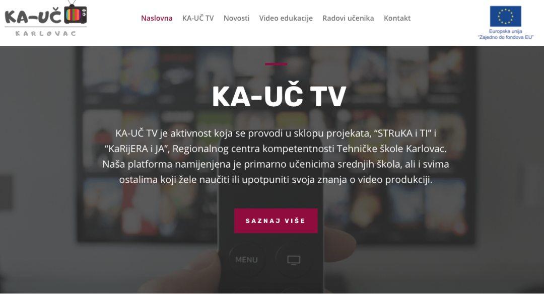 KA-UČ TV